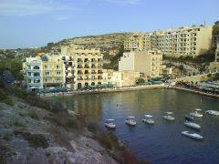 Beach, Gozo