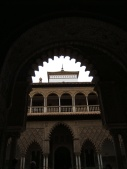 A Moorish palace or a Christian King's residency?