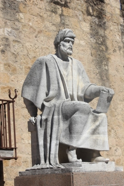 Ibn Rushd, known as Averroes through whom the west rediscovered Aristotle