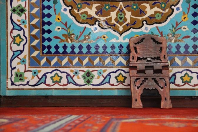 Remembering Al-Gharb Al Andalus; Portugal's Muslim past … and present