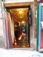 Many modern shops still evoke the Moorish era