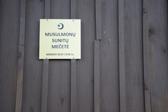 The Baltic Islamic trail