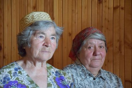 Keturiasdesimt Totoriu villagers